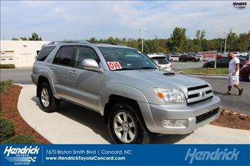 2004 Toyota 4Runner for sale in Concord, NC