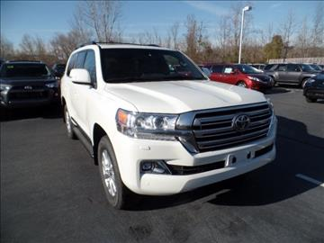 2017 Toyota Land Cruiser for sale in Concord, NC