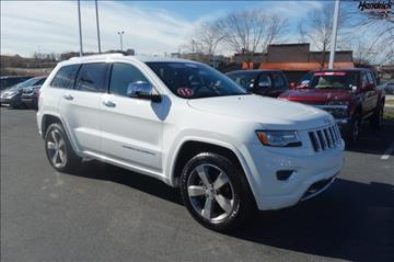 2015 Jeep Grand Cherokee for sale in Concord, NC