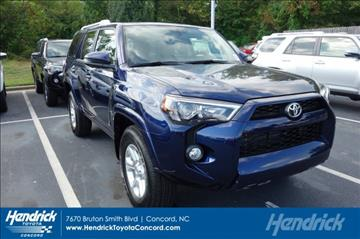 2017 Toyota 4Runner for sale in Concord, NC