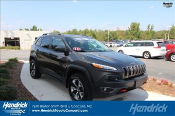 jeep cherokee for sale in concord nc. Black Bedroom Furniture Sets. Home Design Ideas