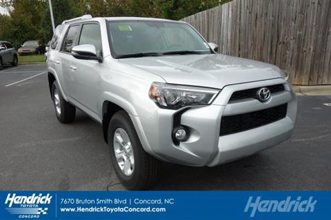 2018 Toyota 4Runner for sale in Concord, NC