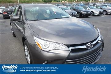 2017 Toyota Camry for sale in Concord, NC