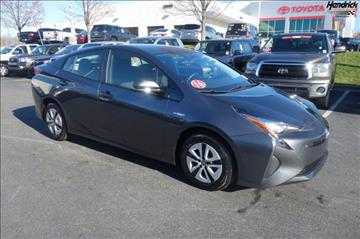 2016 Toyota Prius for sale in Concord, NC
