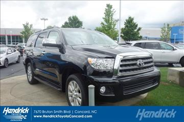 2017 Toyota Sequoia for sale in Concord, NC