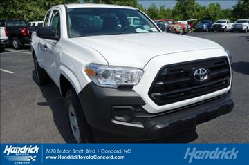 2017 Toyota Tacoma for sale in Concord, NC