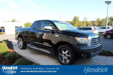toyota tundra for sale in concord nc. Black Bedroom Furniture Sets. Home Design Ideas