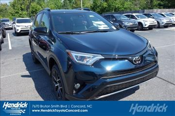 2017 Toyota RAV4 for sale in Concord, NC