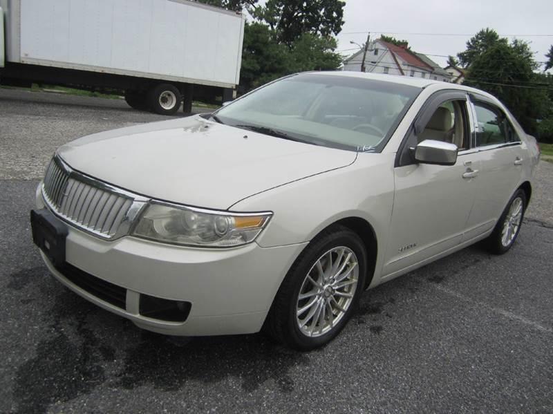2006 lincoln zephyr base 4dr sedan in pennsauken nj us auto auction. Black Bedroom Furniture Sets. Home Design Ideas