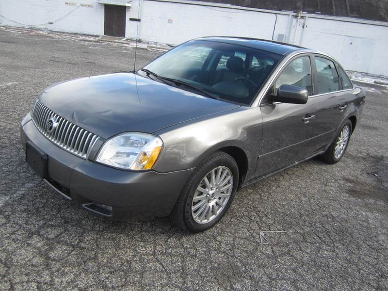 2006 mercury montego premier awd 4dr sedan in pennsauken. Black Bedroom Furniture Sets. Home Design Ideas