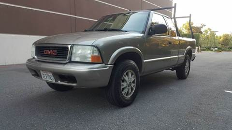 2003 GMC Sonoma for sale in Campbell, CA