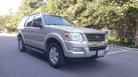 2007 Ford Explorer for sale in Campbell, CA