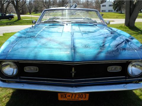 1968 Chevrolet Camaro For Sale Carsforsale Com