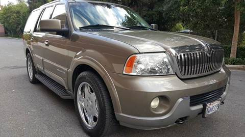 2003 Lincoln Navigator for sale in Campbell, CA