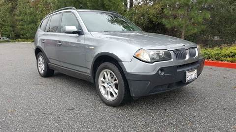 2004 BMW X3 for sale in Campbell, CA