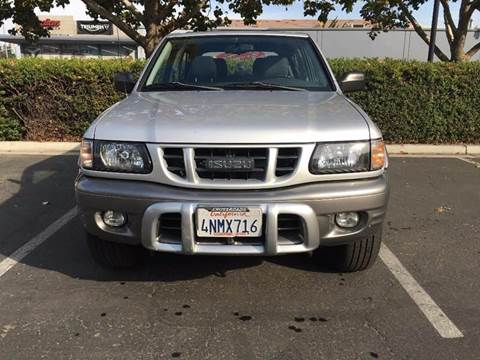 2001 Isuzu Rodeo Sport for sale in Campbell CA