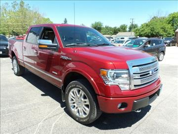 2014 Ford F-150 for sale in Gardner, IL