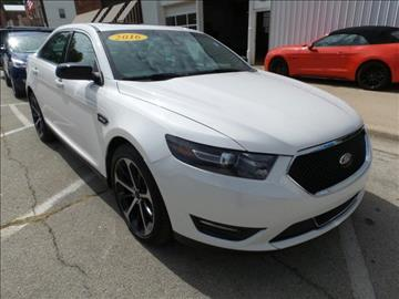 2016 Ford Taurus for sale in Gardner, IL