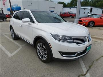 2016 Lincoln MKX for sale in Gardner, IL