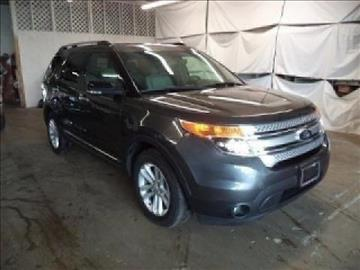 2015 Ford Explorer for sale in Gardner, IL