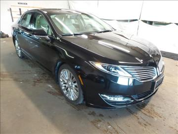 2015 Lincoln MKZ for sale in Gardner, IL