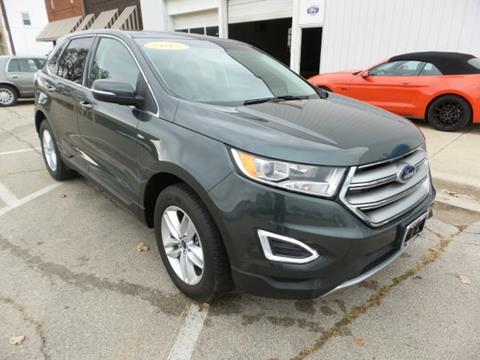 2015 Ford Edge for sale in Gardner, IL