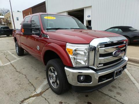 2014 Ford F-250 Super Duty for sale in Gardner, IL