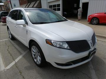 2016 Lincoln MKT for sale in Gardner, IL
