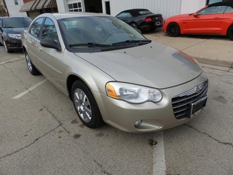 2005 Chrysler Sebring for sale in Gardner, IL