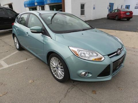 2012 Ford Focus for sale in Gardner, IL