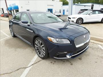 2017 Lincoln Continental for sale in Gardner, IL