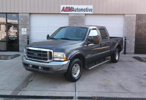 2004 Ford F-250 Super Duty for sale in Jacksonville, FL