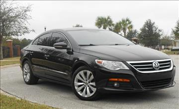 2009 Volkswagen CC for sale in Jacksonville, FL