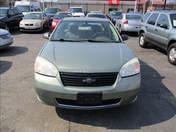 2006 Chevrolet Malibu for sale in Detroit, MI