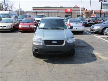 2005 Ford Escape for sale in Detroit, MI