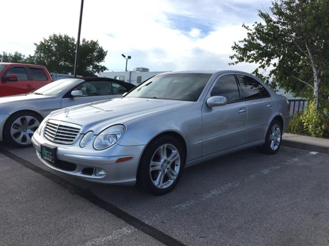 Mercedes benz e class for sale in south dakota for 2006 mercedes benz e550