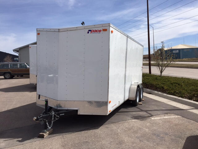 2017 pace american ob7x16te2 in rapid city sd shamrock for Rapid motors rapid city sd