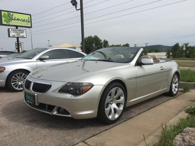 2005 bmw 6 series 645ci 2dr convertible in rapid city sd shamrock auto sales. Black Bedroom Furniture Sets. Home Design Ideas
