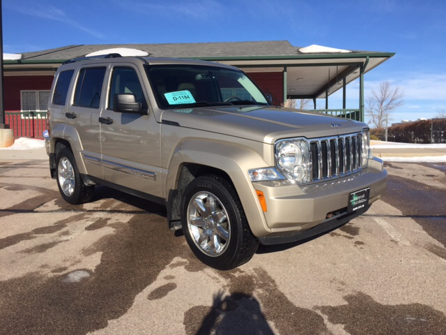 2011 Jeep Liberty Limited 4x4 4dr Suv In Rapid City Sd