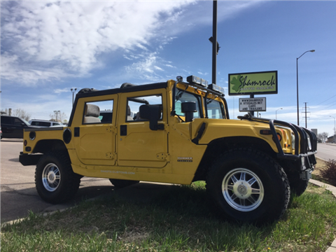 2001 AM General Hummer for sale in Rapid City, SD