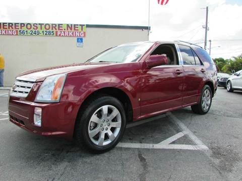 2007 Cadillac SRX for sale in West Palm Beach, FL