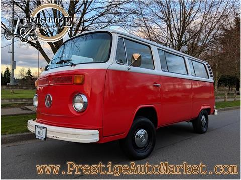 volkswagen bus for sale in middleville mi carsforsale com