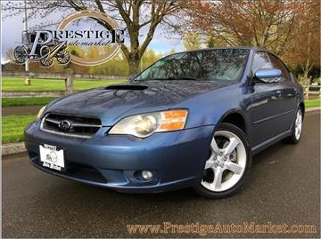 2005 Subaru Legacy for sale in Auburn, WA