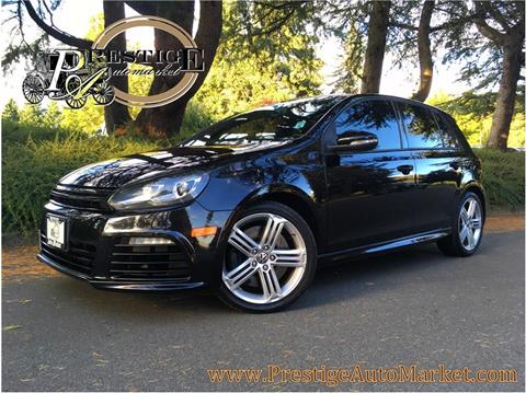 2012 Volkswagen Golf R for sale in Auburn, WA