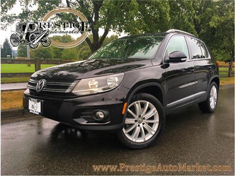 2012 Volkswagen Tiguan for sale in Auburn, WA