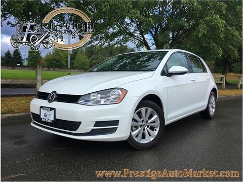 2015 Volkswagen Golf for sale in Auburn, WA
