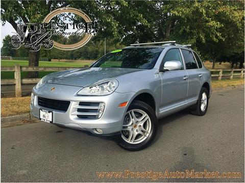 2008 Porsche Cayenne for sale in Auburn, WA