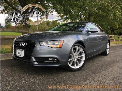 2013 Audi A5 for sale in Auburn, WA
