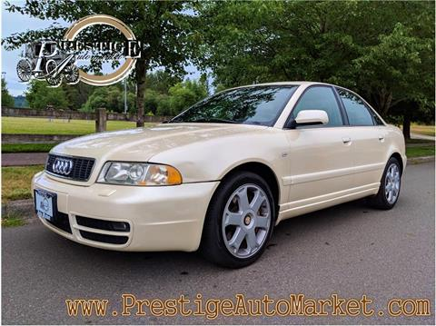 Audi S For Sale In Hawaii Carsforsalecom - 2002 audi s4