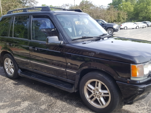 2002 land rover range rover for sale. Black Bedroom Furniture Sets. Home Design Ideas